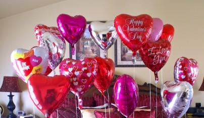 Globos San Valentin 1