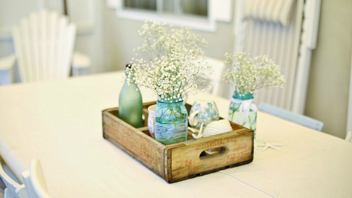 Mason Jar ideas decoracion