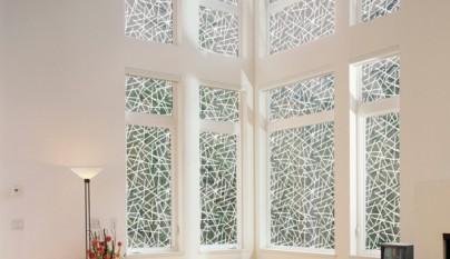 Papel decorativo para ventanas - Papel adhesivo para cristales ...