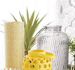 Yellow Summer Maisons du Monde5
