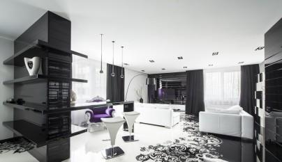 blanco y negro salon28