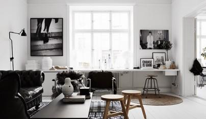 blanco y negro salon9