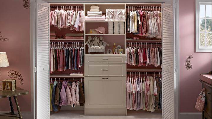 como organizar el armario infantil