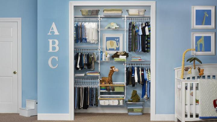 C mo organizar el armario infantil - Como organizar armarios ...