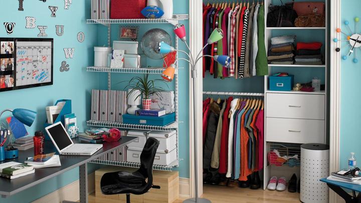 C mo organizar el armario infantil - Como ordenar un armario pequeno ...