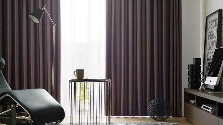 Decorar con cortinas las habitaciones de casa - Cortinas de habitaciones ...