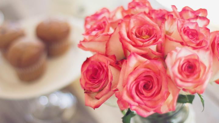 decoracion San Valentin flores1