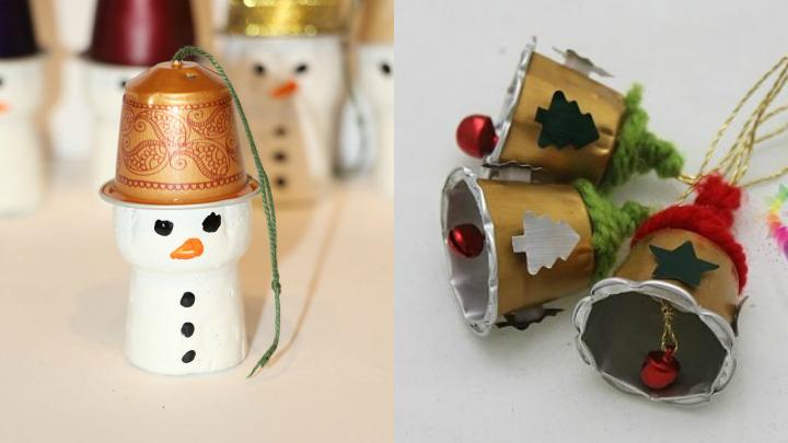 decoracion navidad nespresso