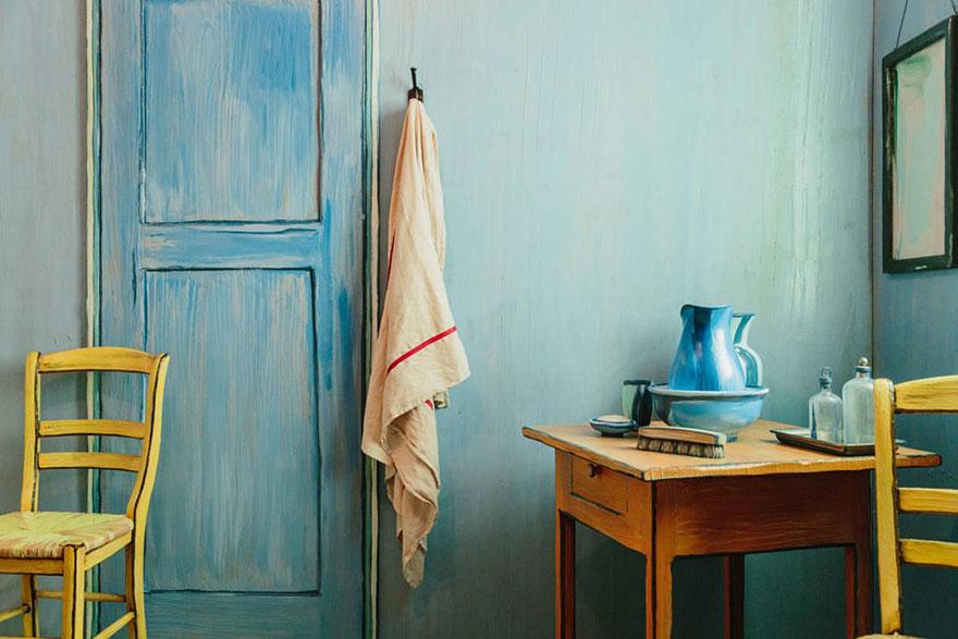 dormitorio Van Gogh 3