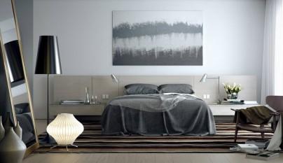 Espejos decorativos sin marco for Espejos decorativos dormitorio