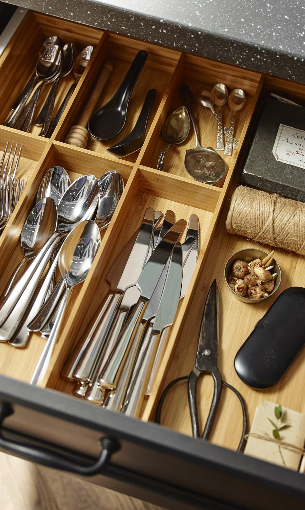 Ikea Kleiderschrank Qualität ~ en una cocina son tenedores, cucharas y cuchillos, las cajas VARIERA
