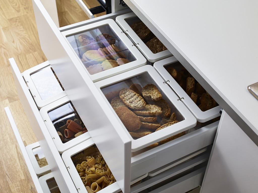 Ikea te lo pone f cil para que tengas una cocina ordenada - Organizadores cajones ikea ...