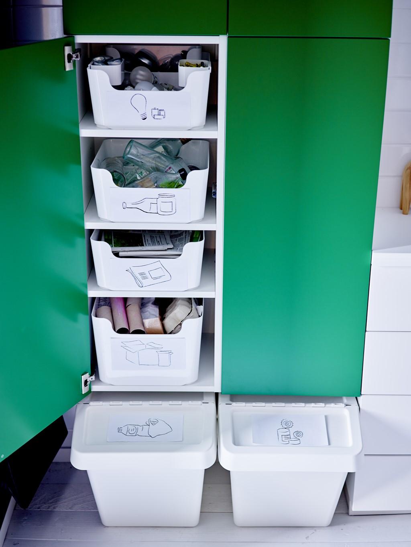 Ikea te lo pone f cil para que tengas una cocina ordenada for Orden en casa ikea