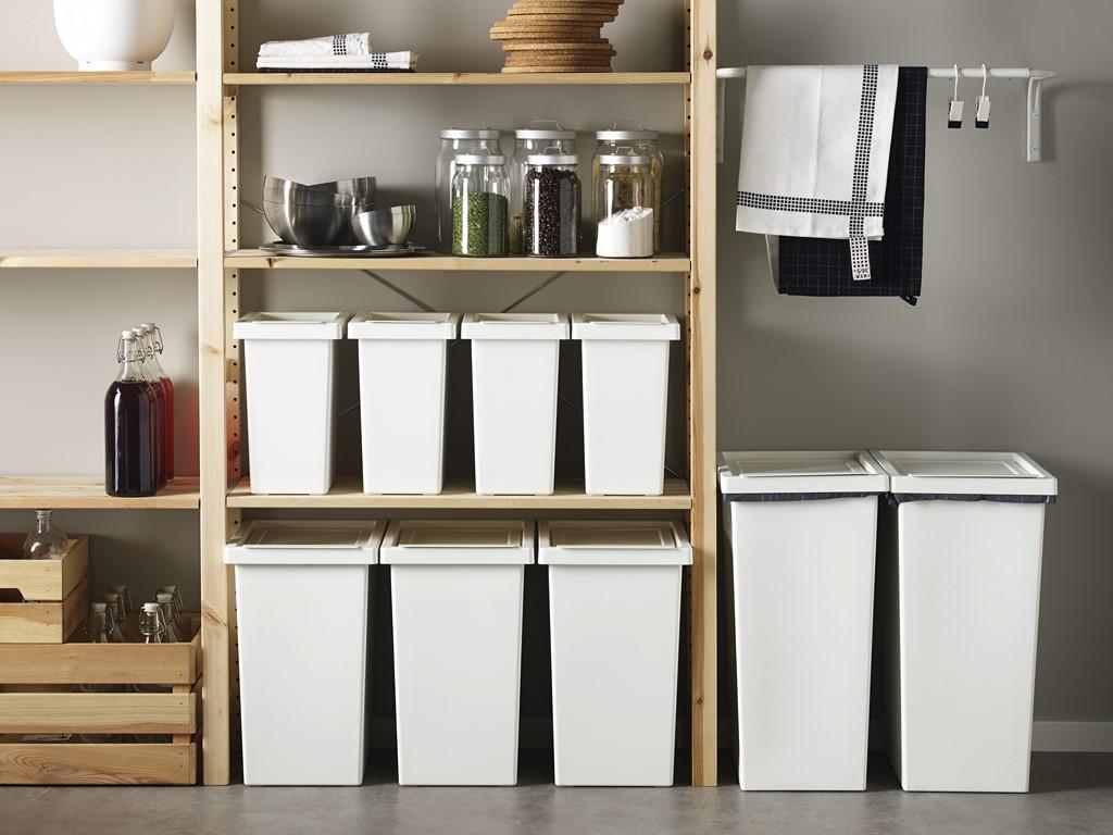 Ikea cubos for Cubos de reciclaje ikea
