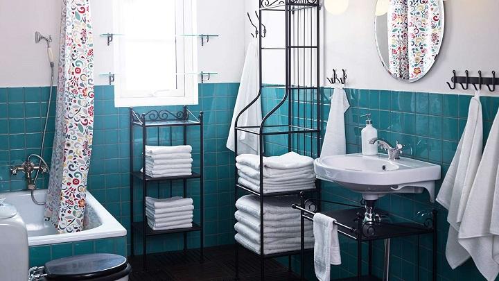 Ideas Para Decorar El Baño Con Poco Dinero:Trucos para renovar el baño con poco dinero