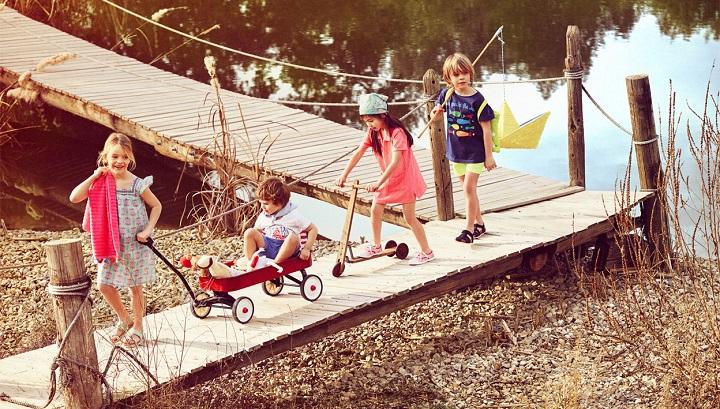 A summer day Zara Home Kids2