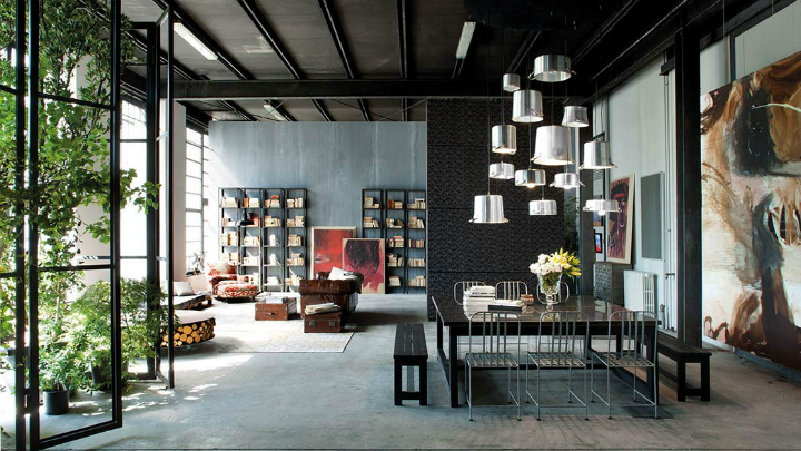 Apartamento Milan espacios