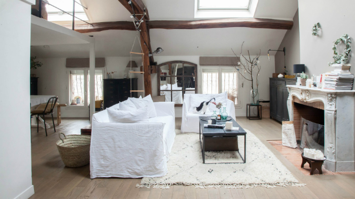 Apartamento Paris1