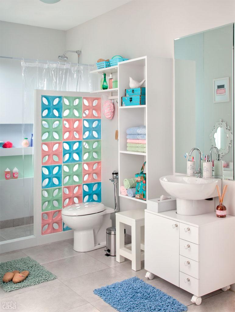 Ideas Baño Para Ninos:Ideas para un divertido cuarto de baño para los niños (9/14)