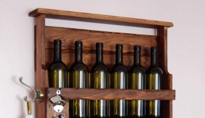 Botellero DIY 11