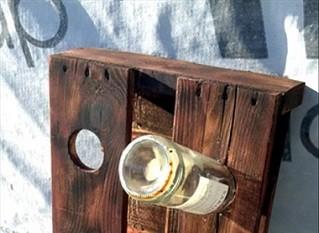 Botellero DIY 2