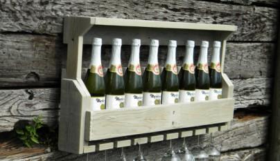 Botellero DIY 4
