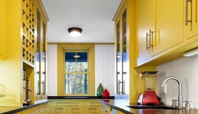Cocina amarilla1