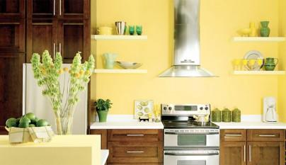 Cocina amarilla11