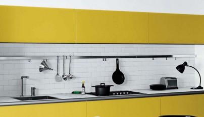 Cocina amarilla15