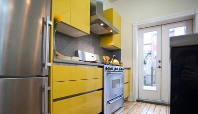 Cocina amarilla18