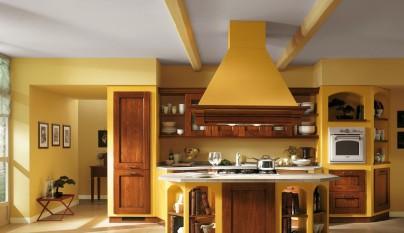 Cocina amarilla22