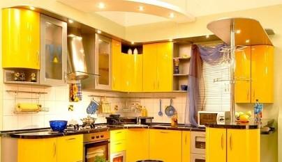 Cocina amarilla23