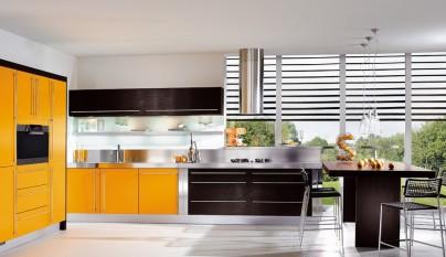 Cocina amarilla29