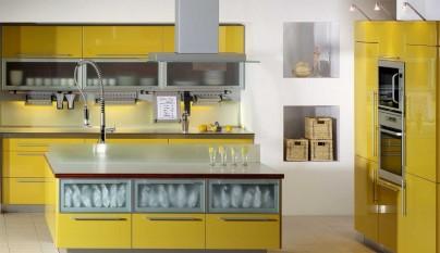 Cocina amarilla32
