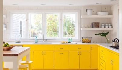 Cocina amarilla4