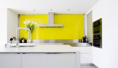 Cocina amarilla40