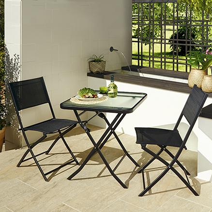 Conjuntos de muebles para balcon1 for Conjuntos de muebles para balcon