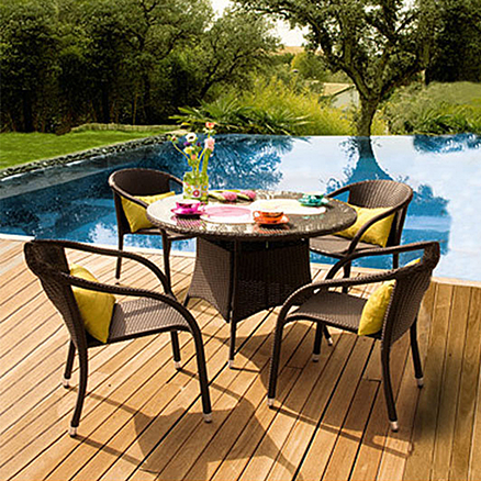 Conjuntos de muebles para balcon11 for Conjuntos de muebles para balcon