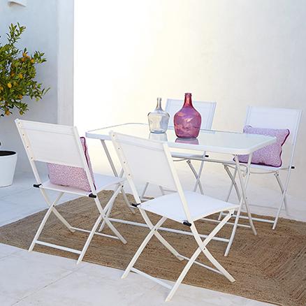 Conjuntos de muebles para balcon4 for Conjuntos de muebles para balcon