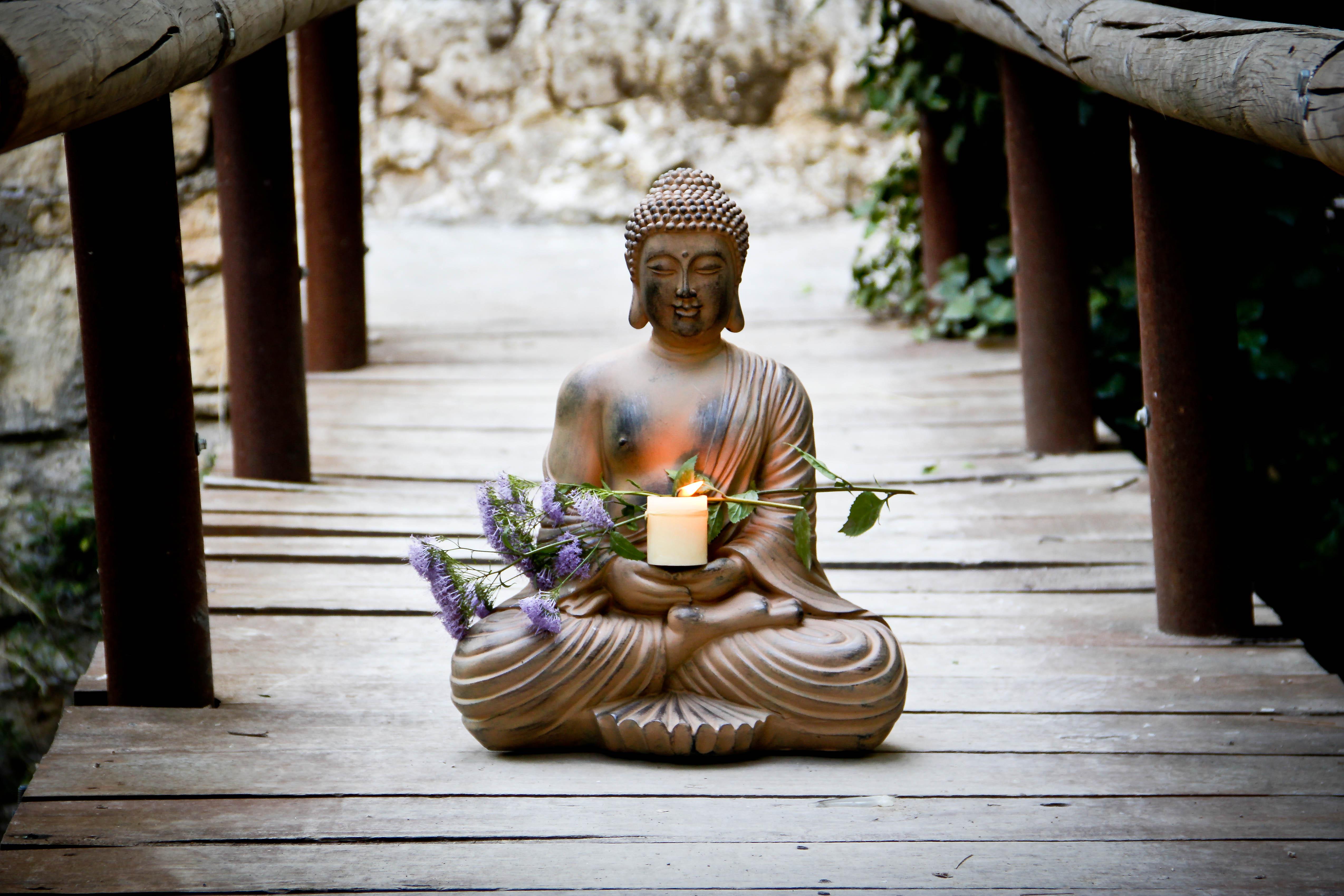terrazas decoracion zen
