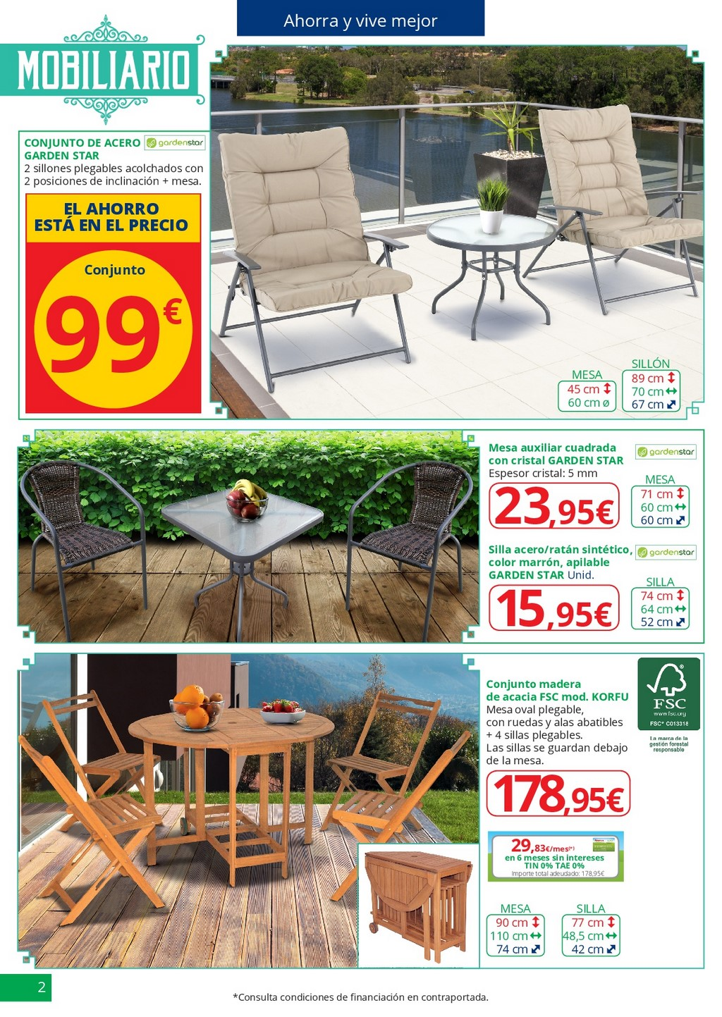 Especial jardin2 for Jardin alcampo 2016