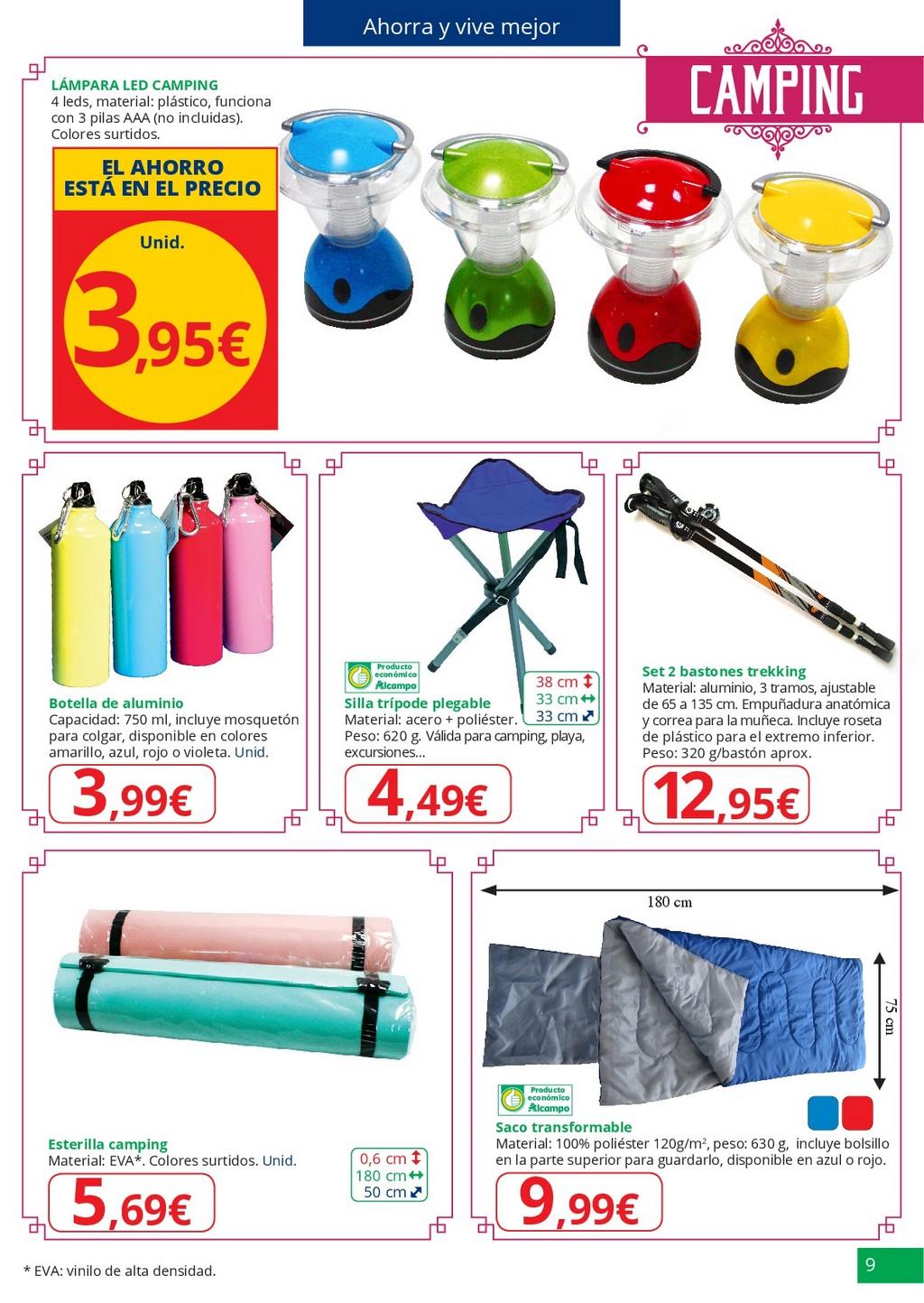 Especial jardin9 for Jardin alcampo 2016