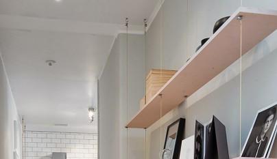 Decorablog revista de decoraci n for Para desarrollar un corredor estrecho