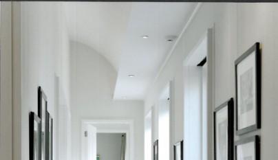 Ideas para decorar un pasillo estrecho - Decorar pasillo estrecho y corto ...