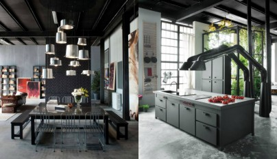 Milan loft