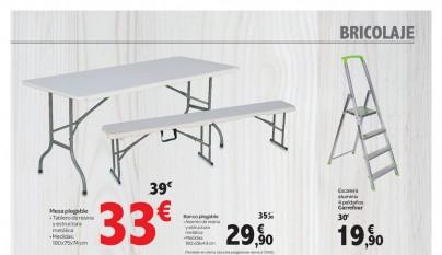 Muebles de jardin Carrefour13