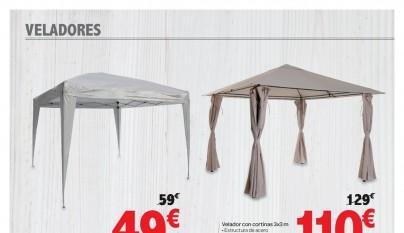 Muebles de jardin Carrefour6