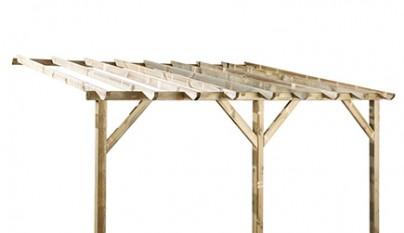 Pergolas de madera12