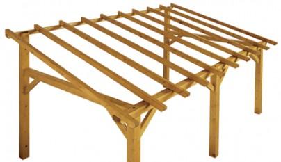 Pergolas de madera13