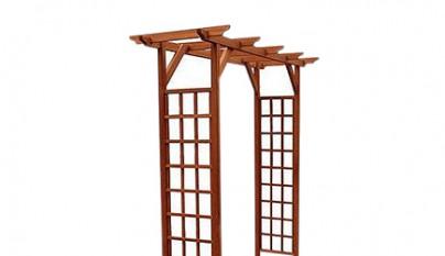 Pergolas de madera2